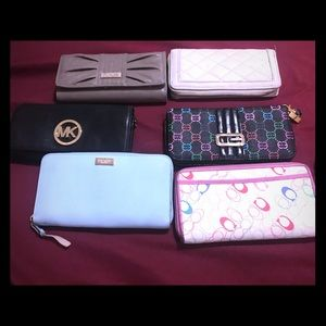 Beautifully Used Female Wallets